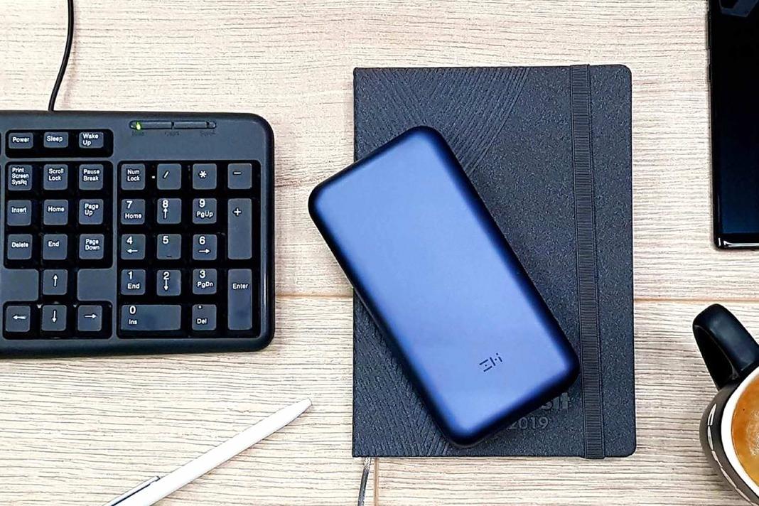 Xiaomi выпустила портативный аккумулятор ZMI с поддержкой быстрой зарядки мощностью 120 Вт